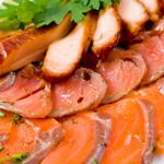 Рыба копченая и соленая
